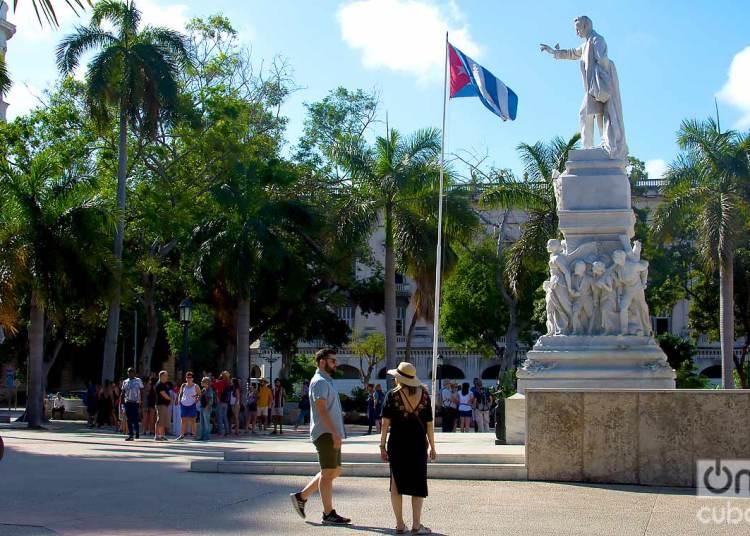 El saldo que va dejando el virus Sars-CoV-2 en Cuba es de 82 muertos y 2 mil cinco contagiados. El número de recuperados es de mil 760 personas. Foto: Otmaro Rodríguez