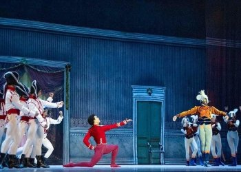 Foto: Ballet Nacional de Cuba/Facebook.