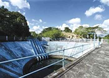 Acueducto de Albear, en La Habana. Foto: Alain Gutiérrez Almeida / Archivo.