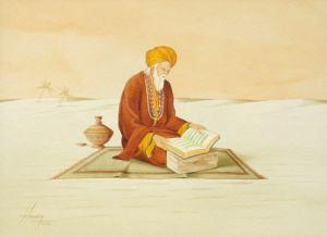 Abu Hanife (M.S. 699-767)
