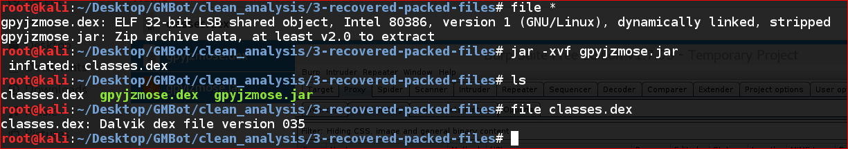 files-extracted