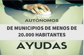 LAS AYUDAS DE DIPUTACIÓN DE SEVILLA DESTINADAS A LOS AUTÓNOMOS DE  MUNICIPIOS MENORES DE 20.000 HABITANTES PUEDEN SOLICITARSE DESDE HOY