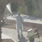 Puebla del Río activa un plan de fumigación contra los mosquitos que dará comienzo el 5 de abril