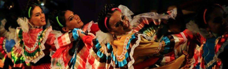 Ballet folclórico Mexcaltitán