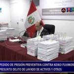 EN VIVO : Juez decide sobre el pedido de prisión preventiva contra Keiko Fujimori