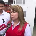 Ministra de Salud informa que hay cuatro pacientes sospechosos de coronavirus en el Perú