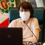 Ministra Mazzetti advierte sobre tendencia de jóvenes en muertes sospechosas de COVID-19