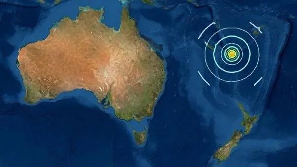 Tsunami confirmado