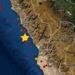 COEN: Hasta el momento no se reportan daños a la vida ni a la infraestructura tras sismo de magnitud 6.0