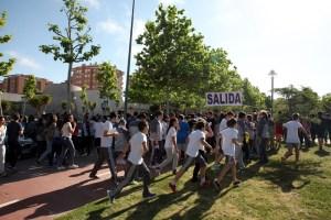 Carrera solidaria en Loranca
