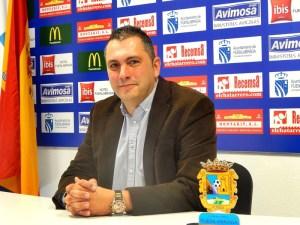Antonio Fuentes, nuevo delegado.