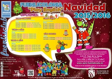 Fuenlicolonia Navidad