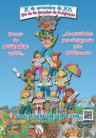 Cartel mes de la infancia