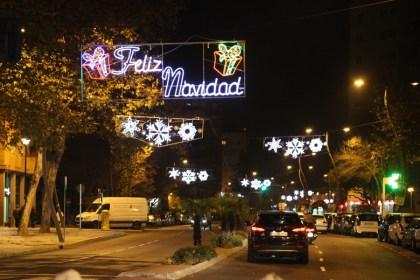 El espíritu de la Navidad invade Fuenlabrada