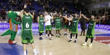 Montakit Fuenlabrada sigue soñando con disputar la Copa del Rey