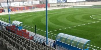 Continuarán las obras de renovación de los campos de fútbol de Fuenlabrada