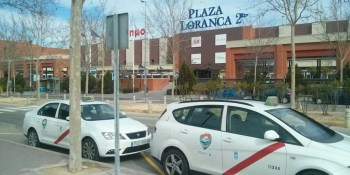 Foto: Radio Taxi Fuenlabrada