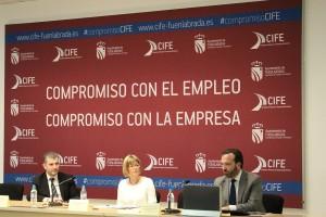 Jornada sobre 'El compromiso con el empleo, compromiso con la empresa'