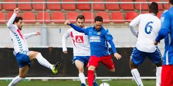 Anuarbe le da tres puntos al Fuenla en el minuto 92