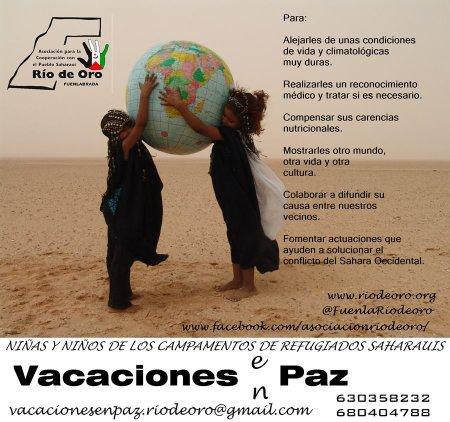 Vacaciones en Paz