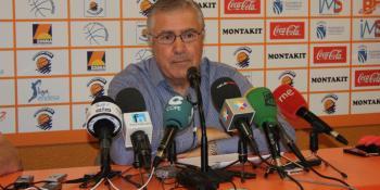 José Quintana analiza la temporada del Montakit Fuenlabrada