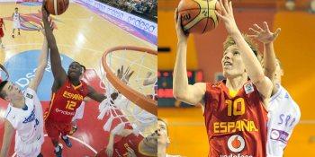 Dos canteranos fuenlabreños en la selección sub 18 de Basket