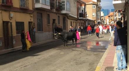 Las Fiestas de Fuenlabrada no incluirán este año los tradicionales encierros taurinos
