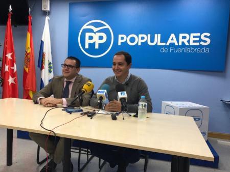 Sergio López y Alberto Pérez Boix