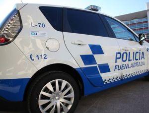Policía Local Coche