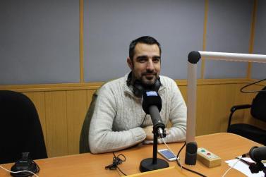 Alejandro Álvarez, de Ganar Fuenlabrada