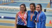 El Club Atletismo Fuenlabrada consigue dos medallas el pasado fin de semana