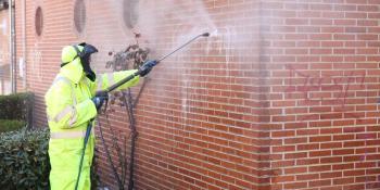 Limpieza fachadas