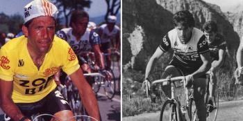 Un mito del ciclismo español como Álvaro Pino se pasa por Pedaladas