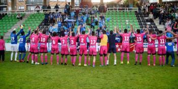 El Fuenla hace historia y estará en el play off de ascenso a Segunda División
