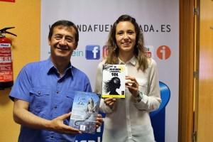 Isidoro Ortega y Judith Navas (3)