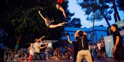 El circo acapara la programación cultural del fin de semana3