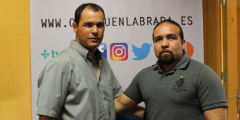 En Entrena con Aldojo conocemos la Lucha Libre Olímpica