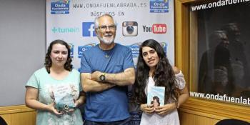 Sara Montoro y Sara Rodríguez nos presentan sus libros en Entrelíneas