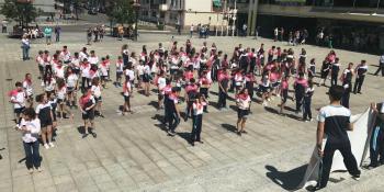 Flashmob Día Medio Ambiente