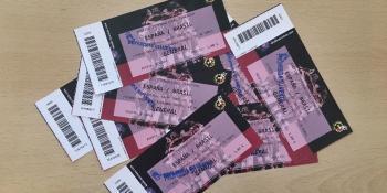 Regalamos entradas para el partido de la Selección Española Femenina