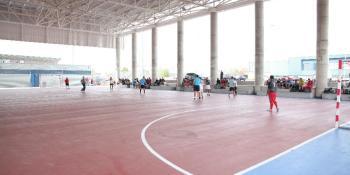 Casi 3 millones para construir y mejorar instalaciones deportivas