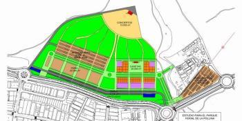 Las obras del nuevo Recinto Ferial comenzarán en 2018