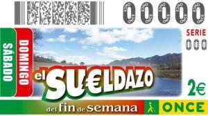 El cupón de la ONCE deja en Fuenlabrada un Sueldazo de 2000 euros al mes durante 10 años