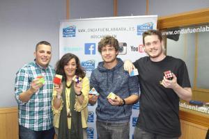 Juventud organiza el II Open de Cubo de Rubik de Fuenlabrada