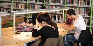 Tres bibliotecas permanecerán abiertas los fines de semana en periodo de exámenes