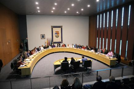 Fuenlabrada aprueba sus Presupuestos con el voto en contra de la oposición
