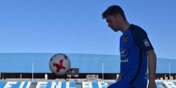 El CF Fuenlabrada ficha a Vicente Pérez