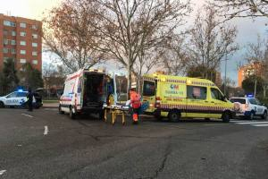 Atropellados tres menores en Fuenlabrada en un paso de peatones