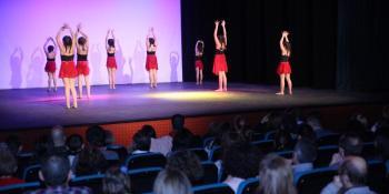 """Final de la Gala Benéfica """"Tú si que bailas"""" en la que participan 150"""