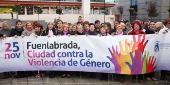 Fuenlabrada, de nuevo modelo en la lucha contra la violencia de género